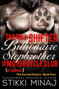 Billionaire Stepbrother Werewolf-200