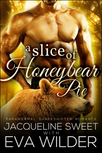 a slice of honeybear pie - JSWEET