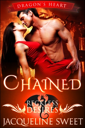 Dragons Heart - Chained - Jacqueline Sweet - book 1